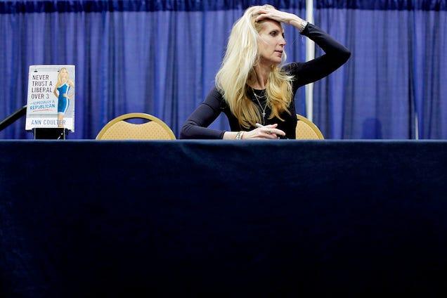 Ann Coulter s Planned UC Berkeley Speech Is Dead in the Water