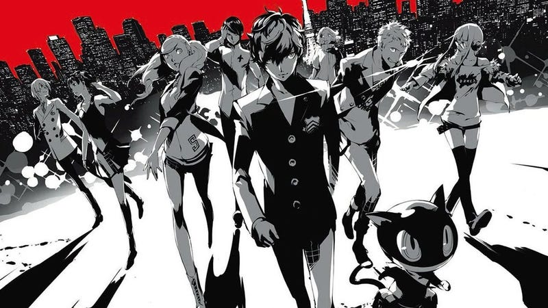 Illustration for article titled Things You Realize After a Second Playthrough of Persona 5