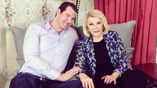 Illustration for article titled Billy Eichner Has Some Comforting Words for Joan Rivers
