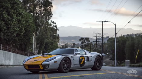 Watch A Ford Gt Designer Talk About Bringing The Epic Supercar To Life