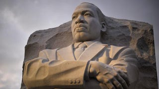 Martin Luther King, Jr. Memorial in Washington, D.C.MLADEN ANTONOV/AFP/Getty Images