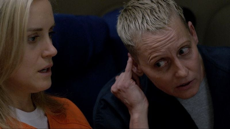 Illustration for article titled Lori Petty will return to Orange Is The New Black next season
