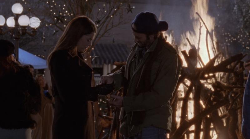 Screenshot: Gilmore Girls