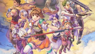 Illustration for article titled How A Team Of Two People Is Bringing Us 2014's Largest JRPG