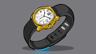 Illustration for article titled Steal This Idea: A Smart Band For Your Dumb Watch