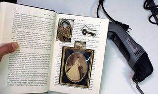 Illustration for article titled DIY Secret Hollow Book Redux