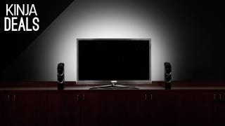 Give Your Eyes a Rest With This Discounted HDTV Bias Light