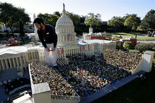 4 Quot Obama To Be Sworn In As President Of Legoland