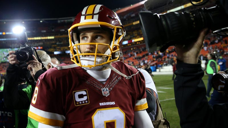 Minnesota Vikings listed as a potential destination for Kirk Cousins in 2018