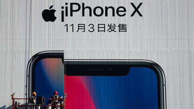 Apple Begins Removing CallKit Apps From Chinese App Store, Citing New Cybersecurity Laws