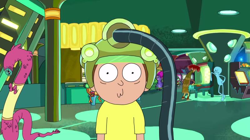 Imagen: Rick y Morty.