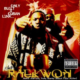 Illustration for article titled Verses on Only Built 4 Cuban Linx…, Ranked.