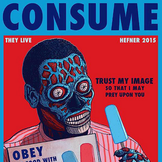 Illustration for article titled Today's Pop Culture Moments Get A They Live Makeover