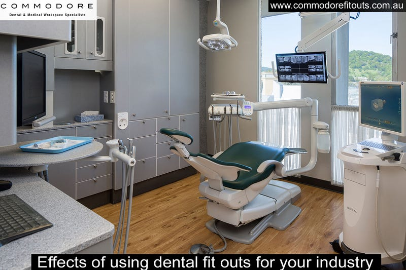 Illustration for article titled Effects of using dental fit outs for your industry