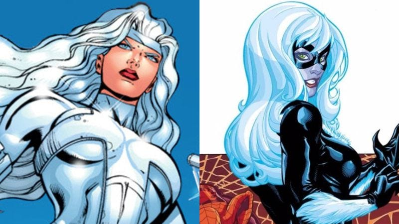 Illustration for article titled Sony developing Spider-Man spin-off about Black Cat and Silver Sable