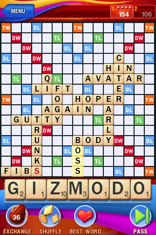 Illustration for article titled Scrabble Makers Relent On Proper Nouns So You Can Now Play G-I-Z-M-O-D-O