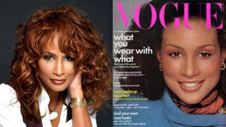 Beverly Johnson; August 1974 issue of American Voguebeverlyjohnson.com; Vogue