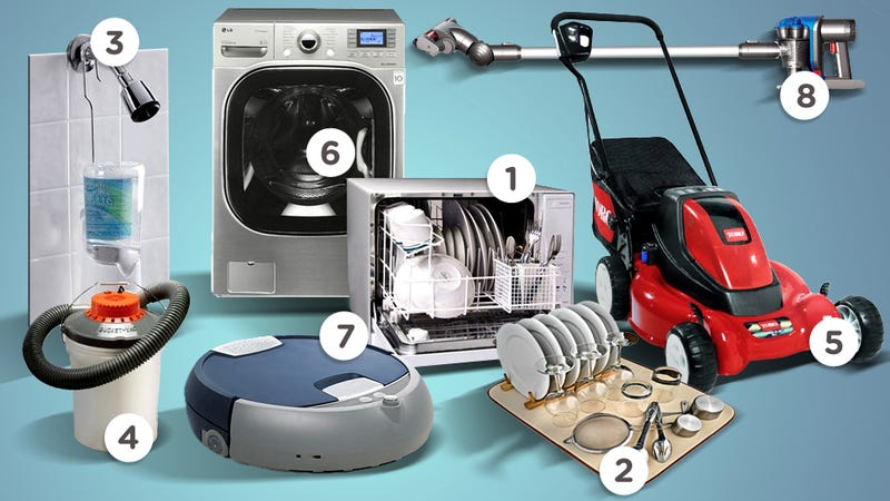 Illustration for article titled 8 Tools to Help Jumpstart Your Spring Cleaning