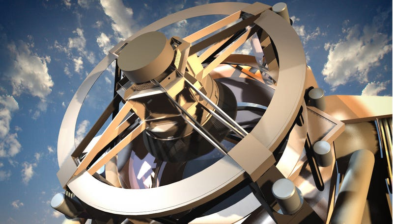 Illustration for article titled World's Largest Camera Will Show Us the Universe Like We've Never Seen It