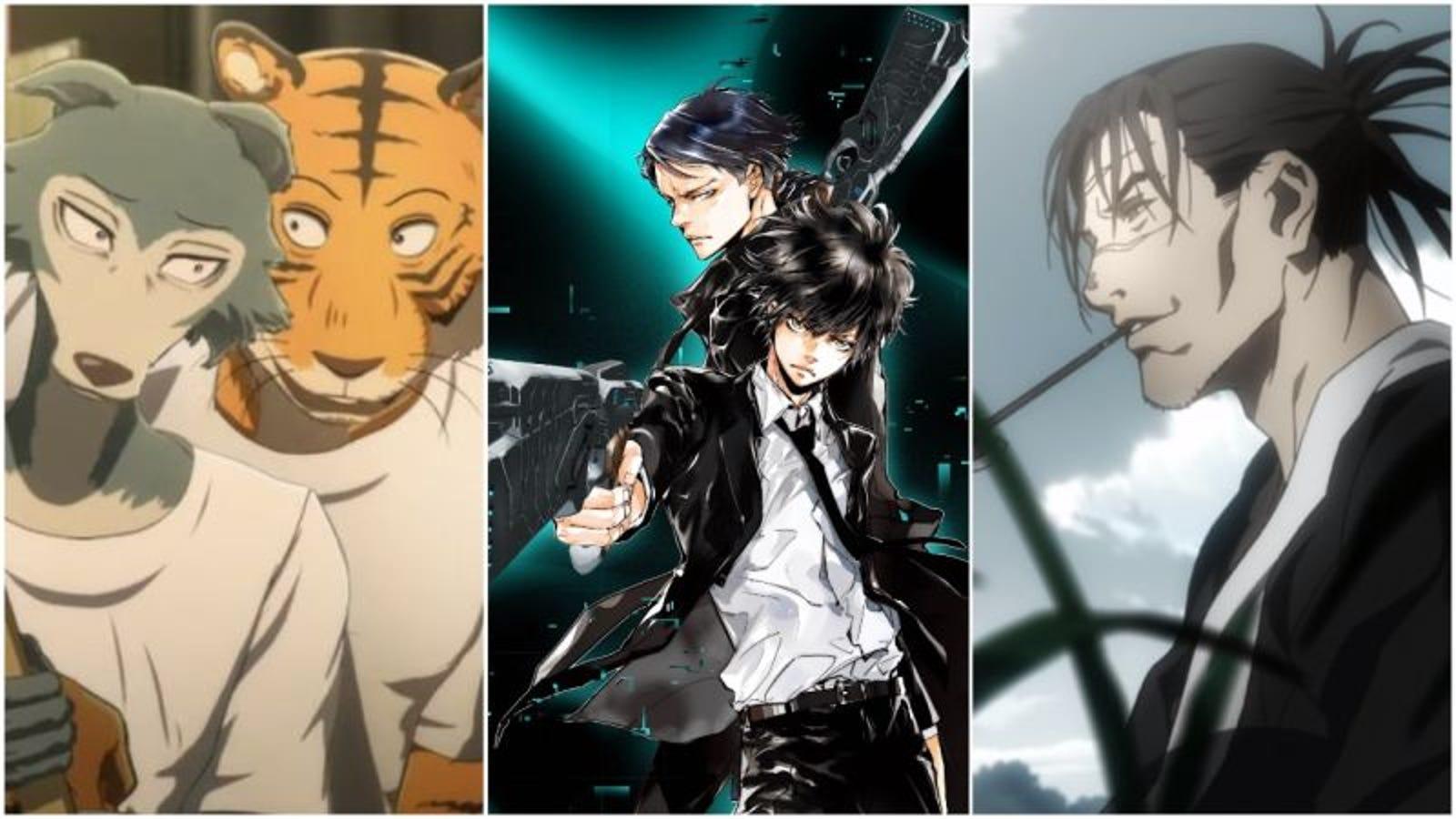 Guía especial con todo el anime que llega este otoño