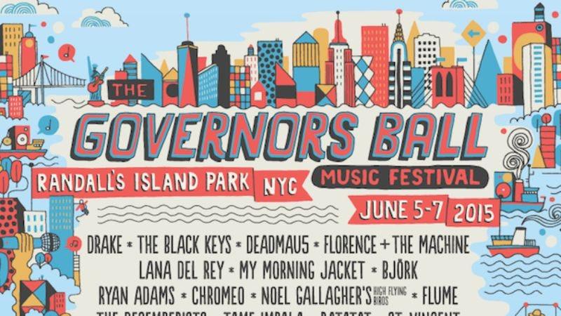 Illustration for article titled Drake also set to headline New York's Governor's Ball festival