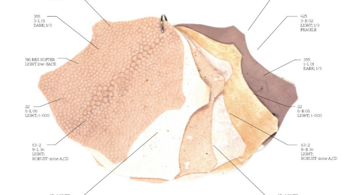 Abrigos de piel humana