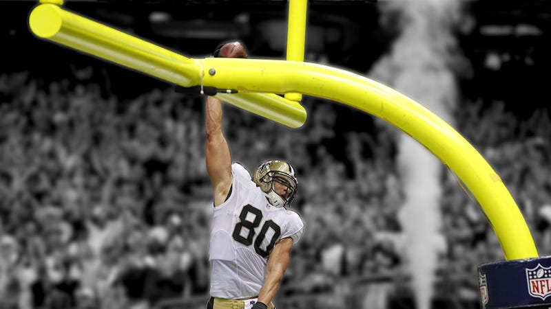 Illustration for article titled How Jimmy Graham Became The Most Productive Tight End In Football