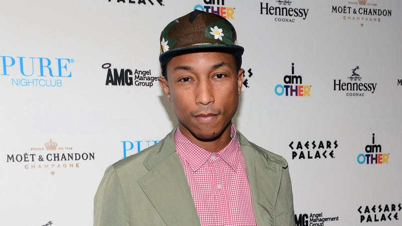 Illustration for article titled Pharrell Is Suing Will.i.am in the Fucking Goofiest Lawsuit of All Time