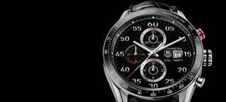 Illustration for article titled El reloj de lujo con Android Wear de Tag Heuer costará 1.400 dólares