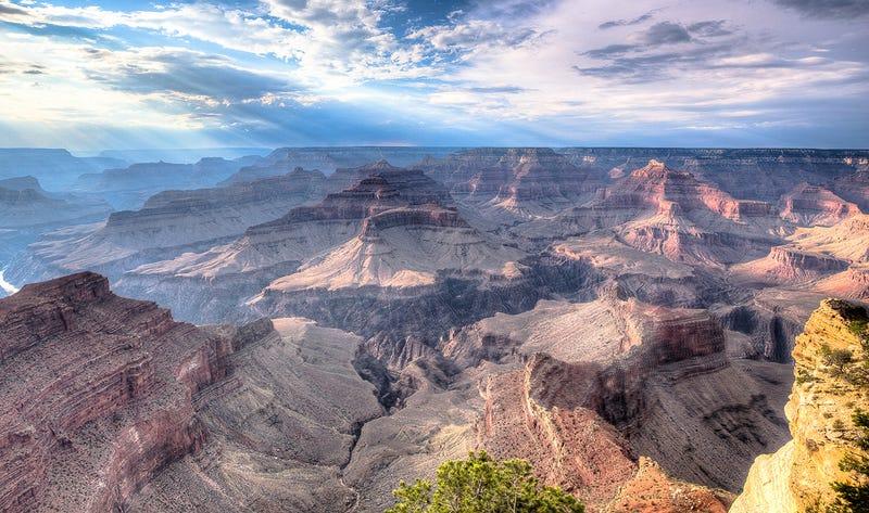 El Gran Cañón. Foto: Saad Akhtar / Flickr