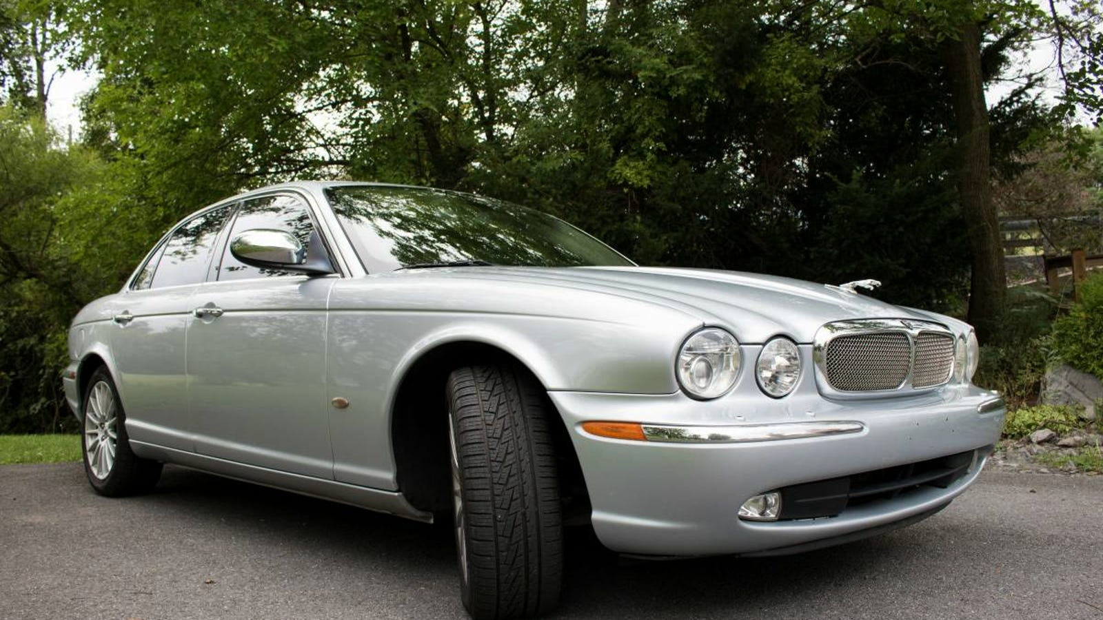 For 5500 Is This 2007 Jaguar Xj8 The Cats Pajamas 2005 X Type Fuse Box