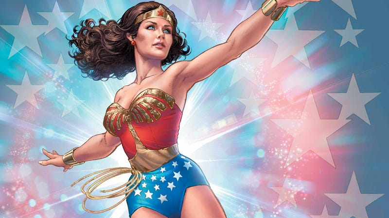 Illustration for article titled Wonder Woman is dropped as UN champion