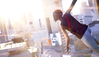 Illustration for article titled Mirror's Edge 2Seems More Skate-Park Than Racetrack