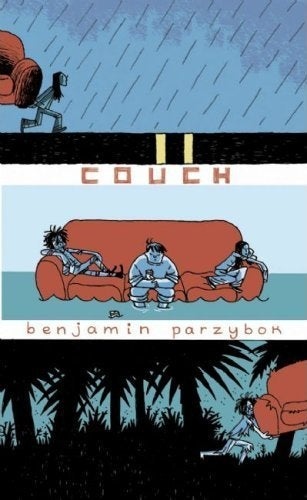 Illustration for article titled Couch is Benjamin Parzybok's Slacker Odyssey