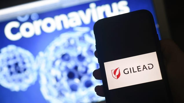 Pharma Giant Gilead Retracts Request FDA Extend Monopoly Status on Experimental Covid-19 Drug