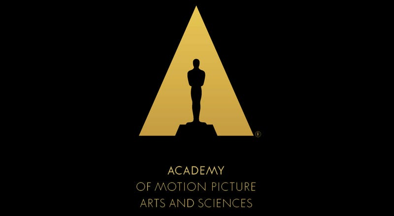 Illustration for article titled The New Oscars Logo Is Illuminati Catnip