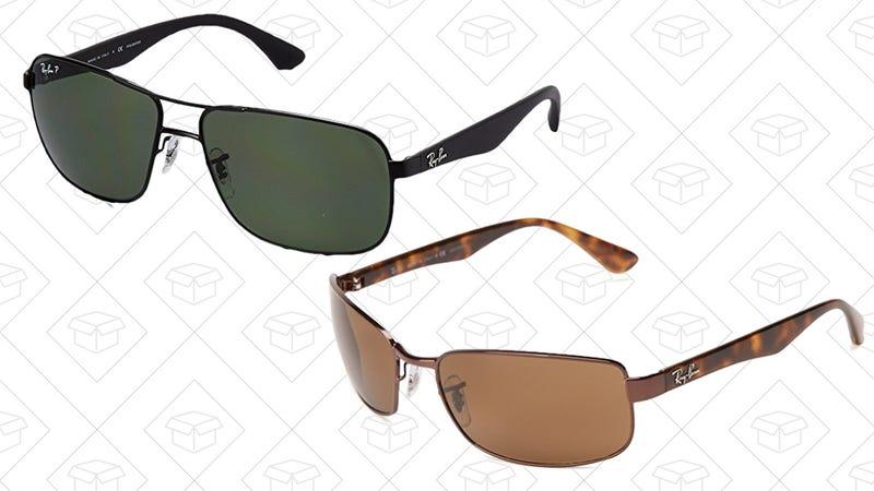 40% or More Off Polarized Ray-Ban Sunglasses | Amazon
