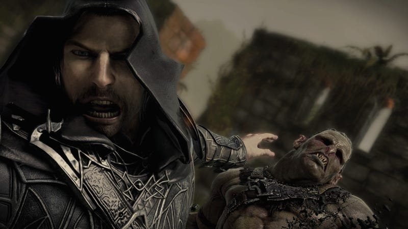 Illustration for article titled Shadow Of Mordor Studio Can't Replicate Players' Orc Problems