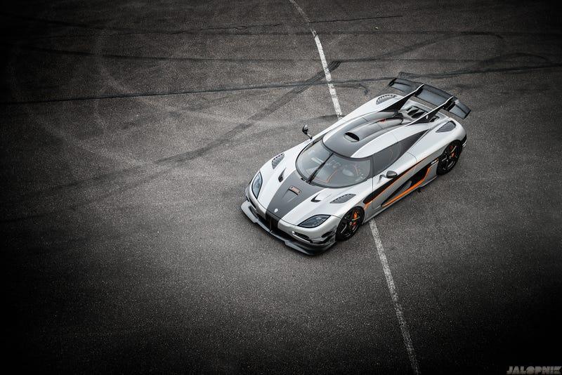 Illustration for article titled The Koenigsegg One:1 Is Sweden's 280 MPH Carbon Fiber Hypercar