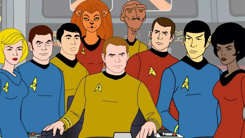 The next Star Trek animated show could end up being very similar to the very first adventures the franchise took in the medium