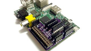 Illustration for article titled Pi Crust Is a DIY Breakout Board to Expand Interfacing Options on Your Raspberry Pi