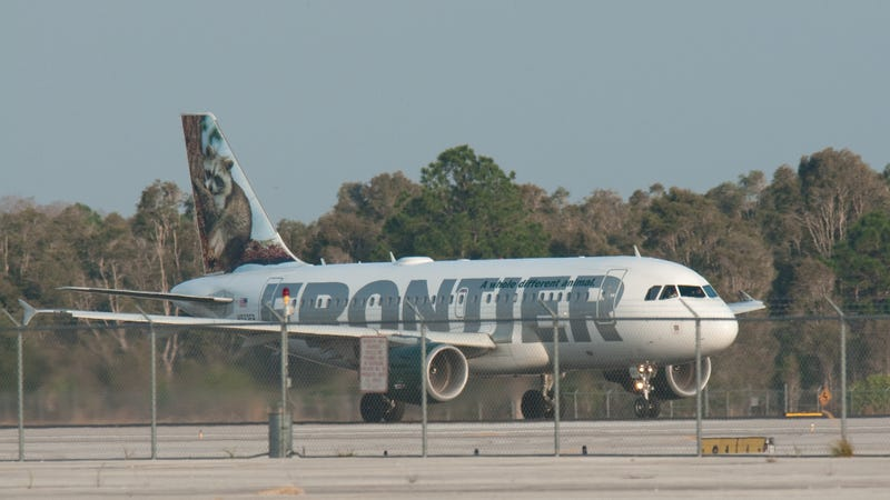 Illustration for article titled Book a Frontier Airlines Ticket Right Now for $25