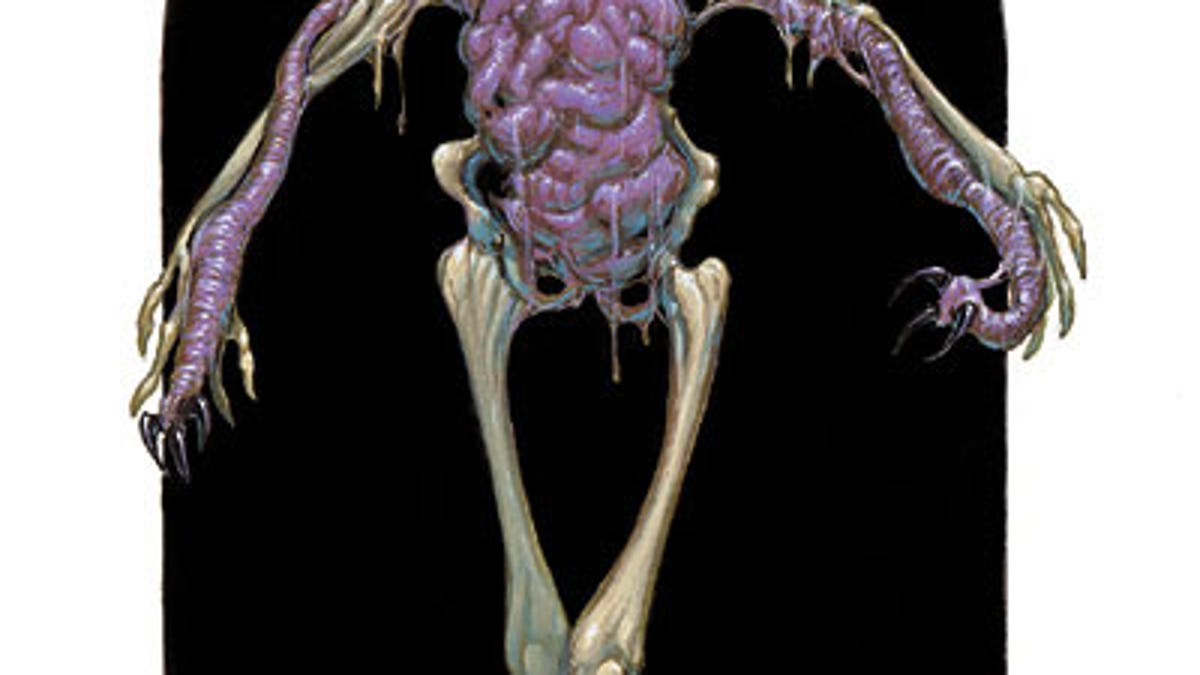 The Most Disturbing Monsters From Our Favorite Horror RPGs