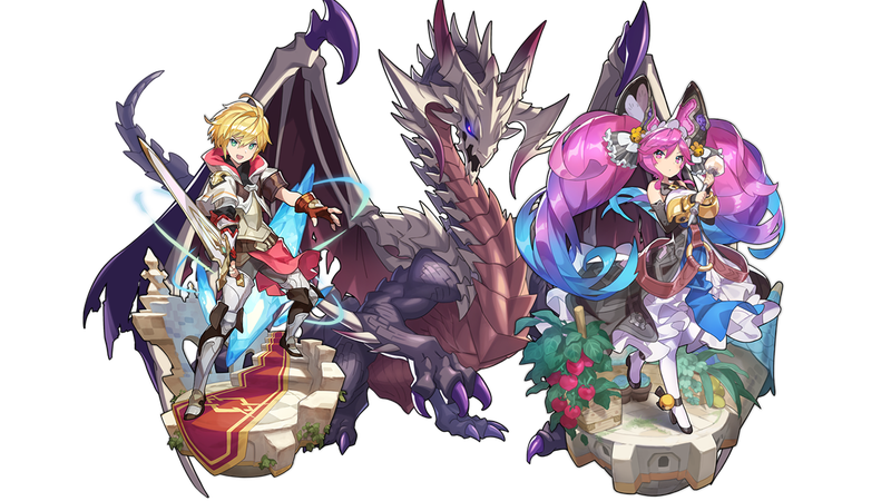 Illustration for article titled Nintendo's Mobile Game Dragalia Lost Has Finally Lost Me