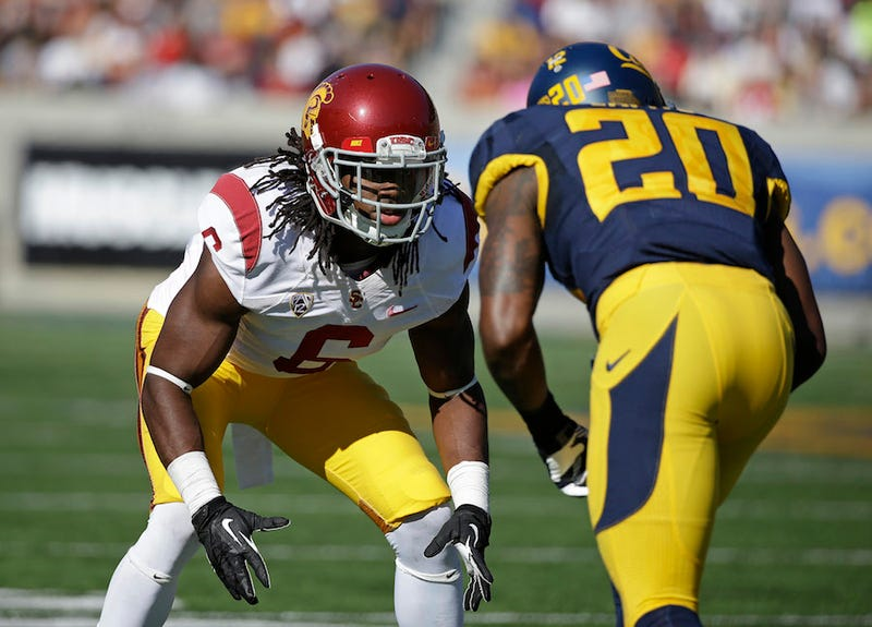 Illustration for article titled USC And Steve Sarkisian Are Now Walking Back Josh Shaw's Heroic Story