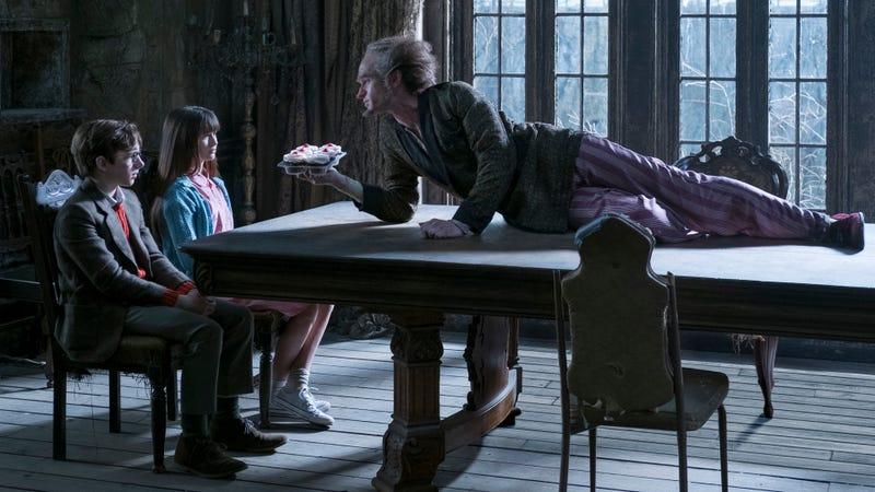 """La primera temporada de """"Una serie de catastróficas desdichas"""" se estrena el próximo 13 de enero. Imagen: Netflix"""