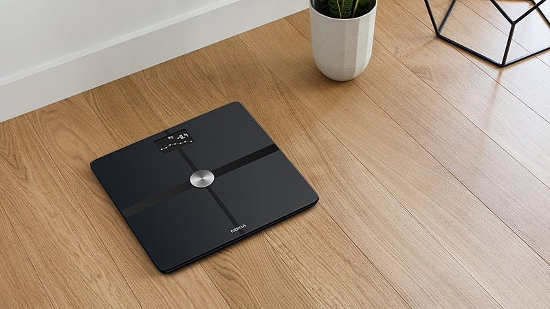 Nokia Body+ Smart Scale | $80 | Amazon