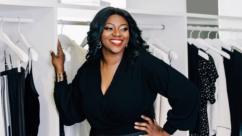Ezinne Kwubiri, H&M's Head of Diversity and Inclusion, North America