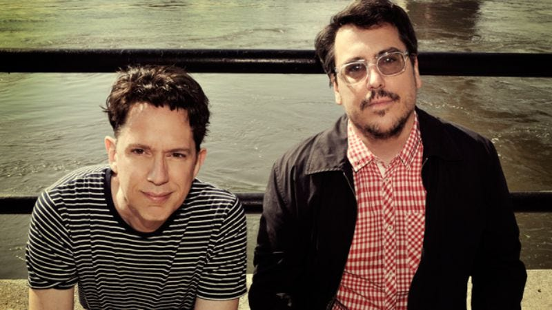 Illustration for article titled They Might Be Giants' John Flansburgh