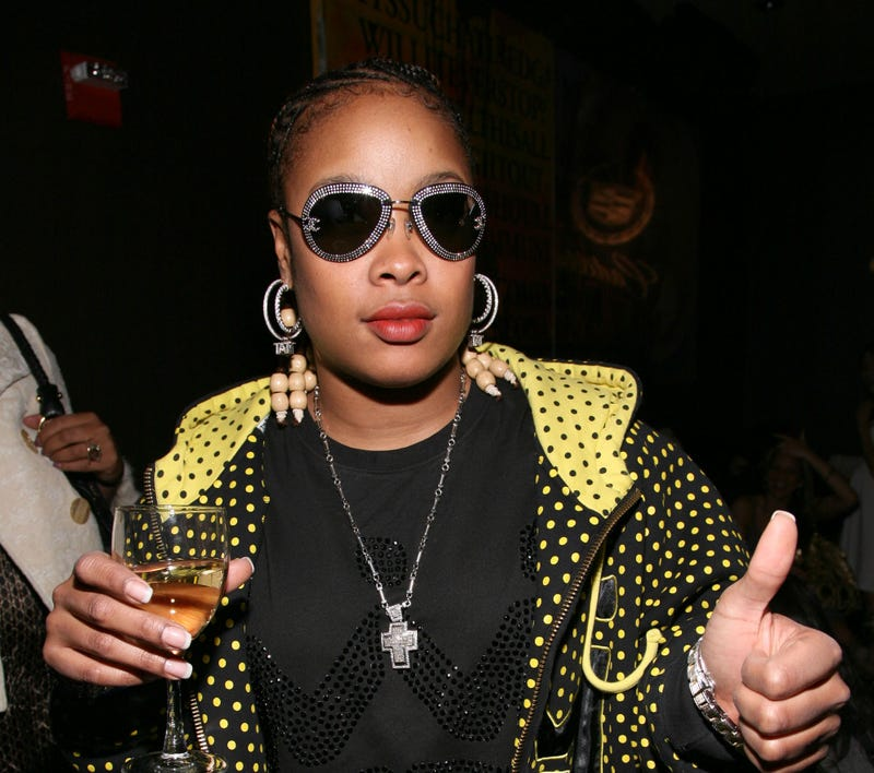 Illustration for article titled Da Brat Ordered To Pay $6.4 Million For Assaulting Ex-NFL Cheerleader